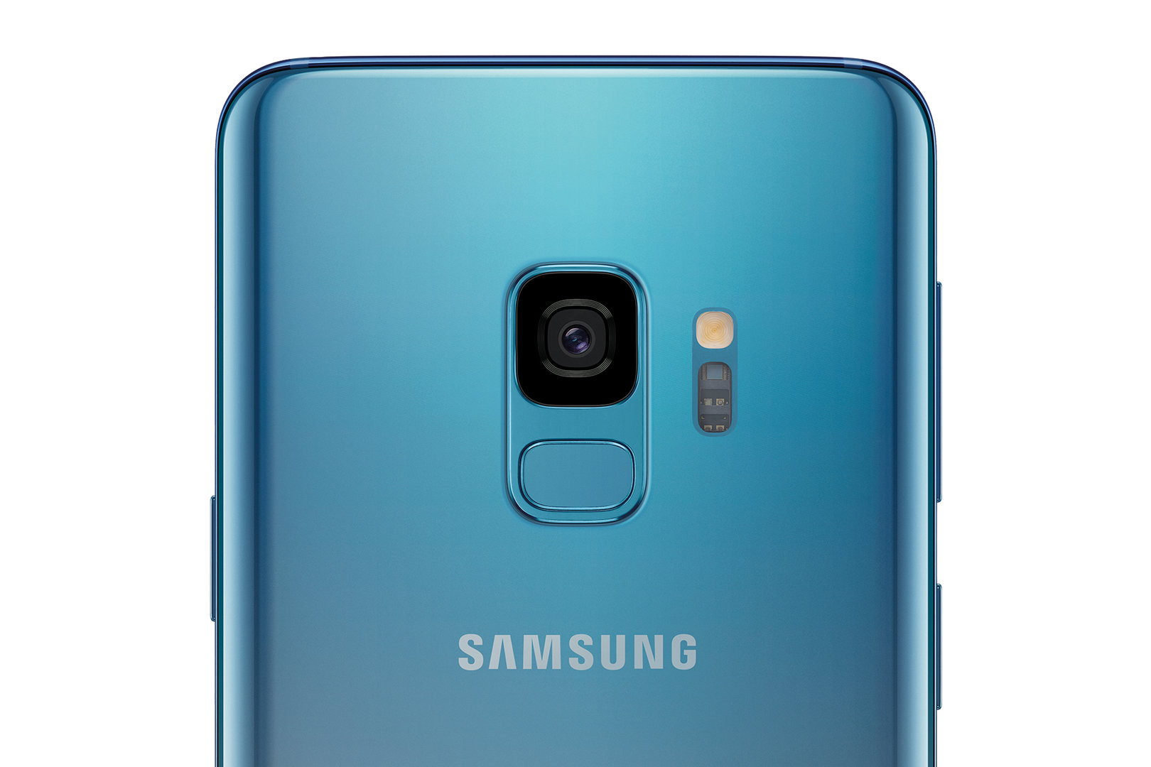 Samsung Galaxy S9(+) Polaris Blue