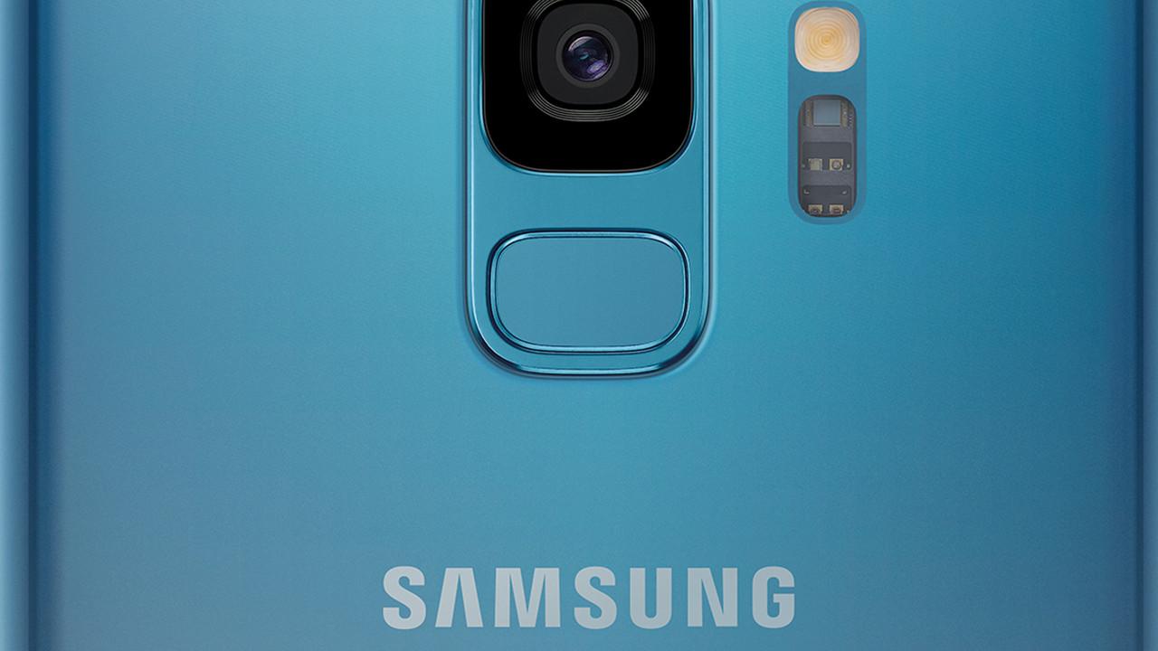 Samsung: Galaxy S9 und S9+ künftig auch in Polaris Blue