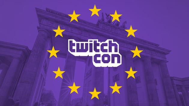 TwitchCon EU: Europäischer Ableger ab 2019 in Berlin
