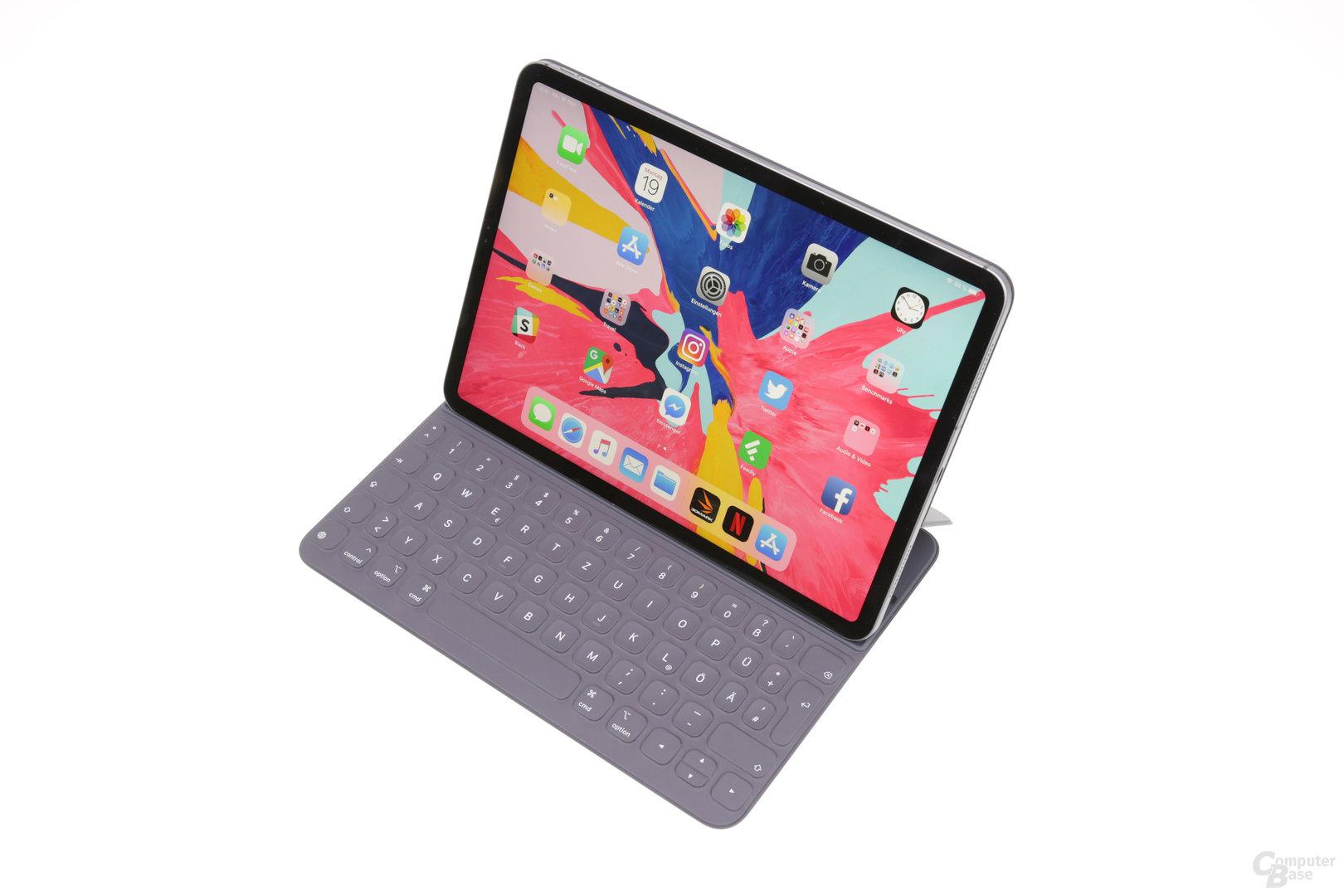 Das neue Smart Keyboard Folio von Apple für 199 Euro