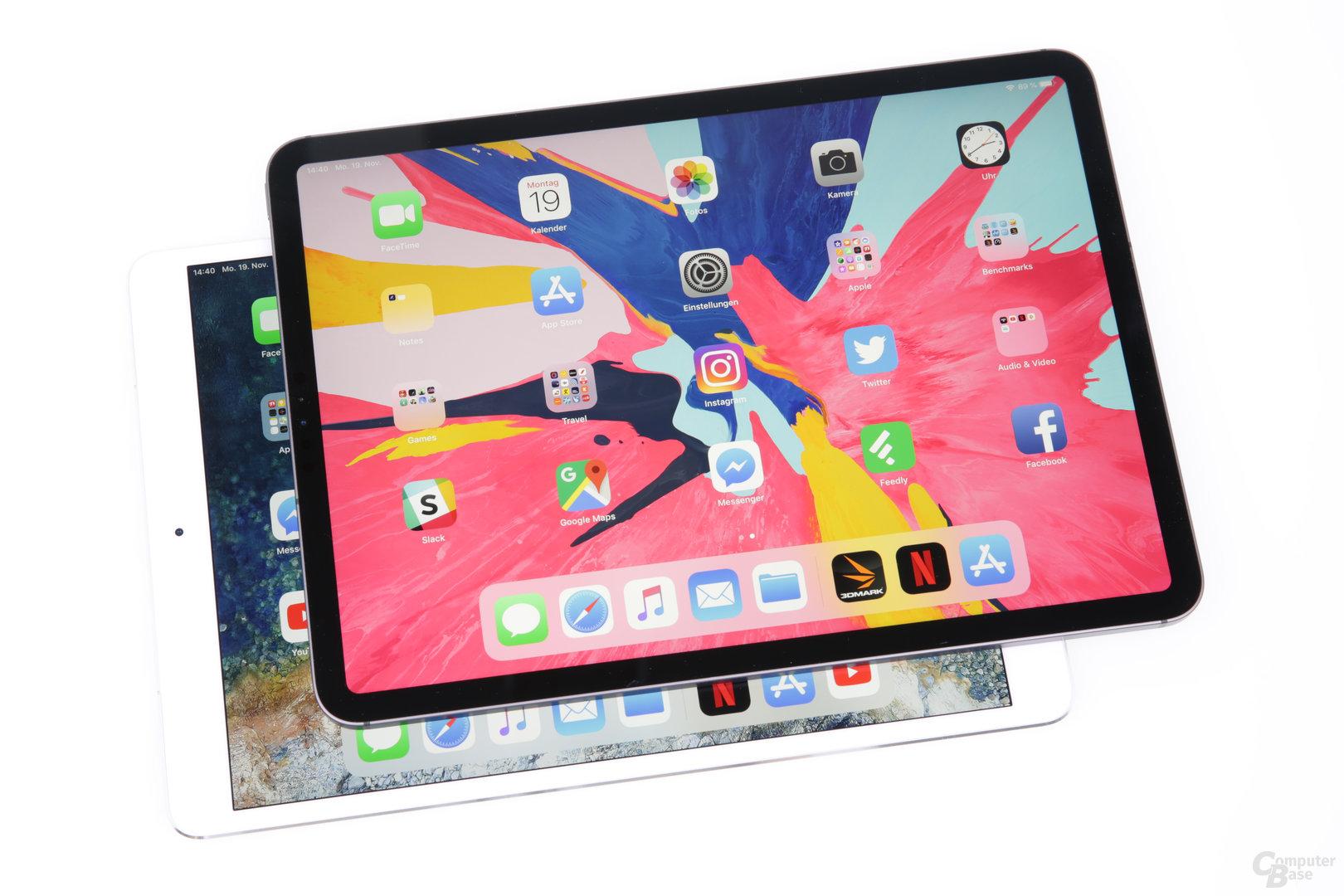 Apple iPad Pro (2018) mit 11 Zoll im Test