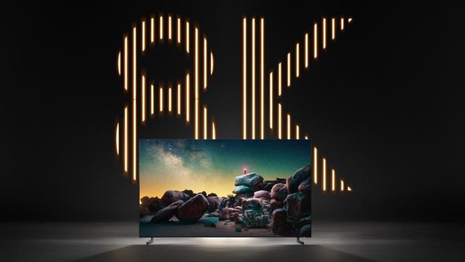 8K-Fernseher angeschaut: Noch muss Samsung 4K in schönes 8K wandeln