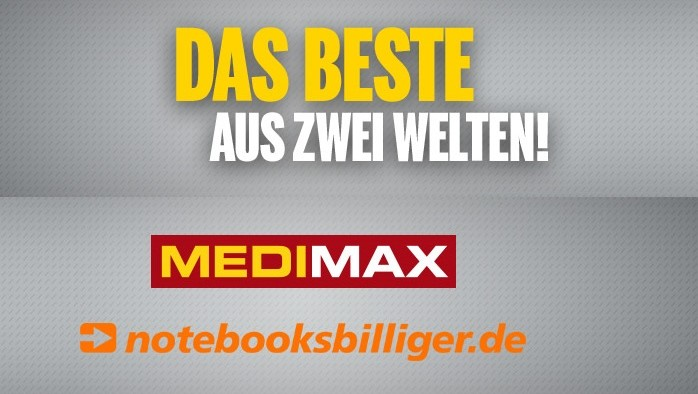 Fehlende Gemeinsamkeiten: Notebooksbilliger und Medimax sagen Fusion ab