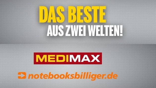 Medimax und Notebooksbilliger.de - Fusion geplatzt