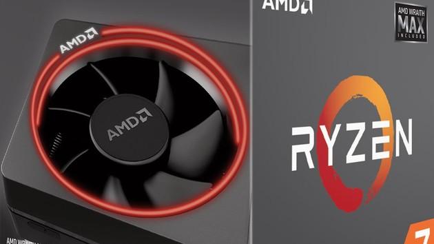 Wraith Max RGB LED: Neuer CPU-Kühler für AMD Ryzen 5 2600X und 7 2700