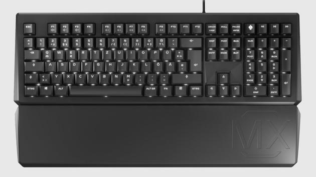 Cherry MX Board 1.0: Schlichte Tastatur mit Licht und mechanischen Tastern