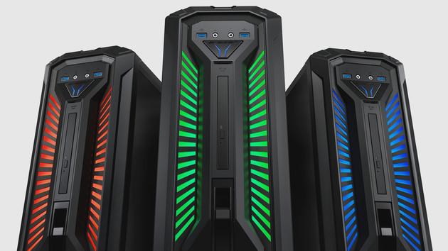 Medion: Neue Gaming-Hardware und günstiges Convertible bei Aldi