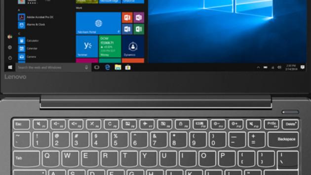 Notebook-Prozessor: Lenovo IdeaPad S530 mit ersten Core i-9000 der U-Serie