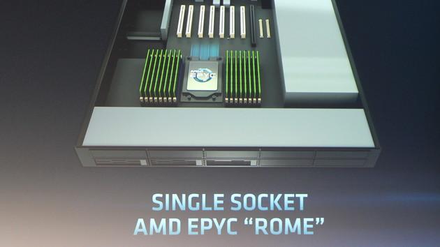 Prozessorgerüchte: Rome mit 256 MB L3-Cache, Comet Lake-S mit zehn Kernen