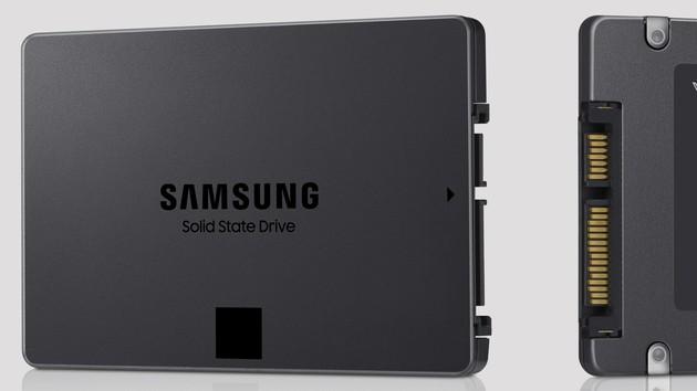 Samsung SSD 860 QVO: 1, 2 oder 4 TB sind mit neuem QLC-NAND günstiger