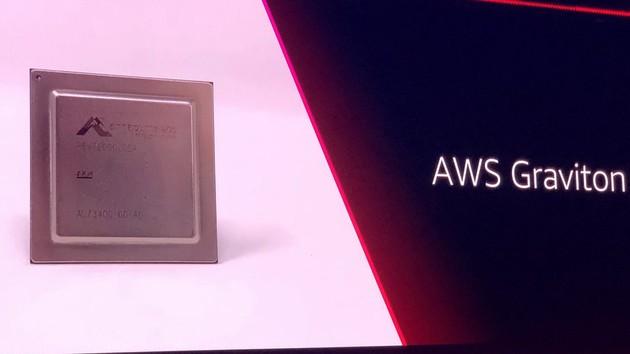 Amazon Web Services: Server mit ARM-CPU starten und erhöhen Druck auf Intel
