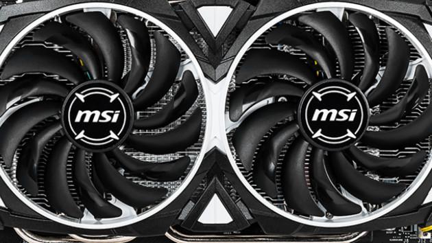GeForce GTX 1060: MSI Armor verzichtet auf mehr Takt durch GDDR5X
