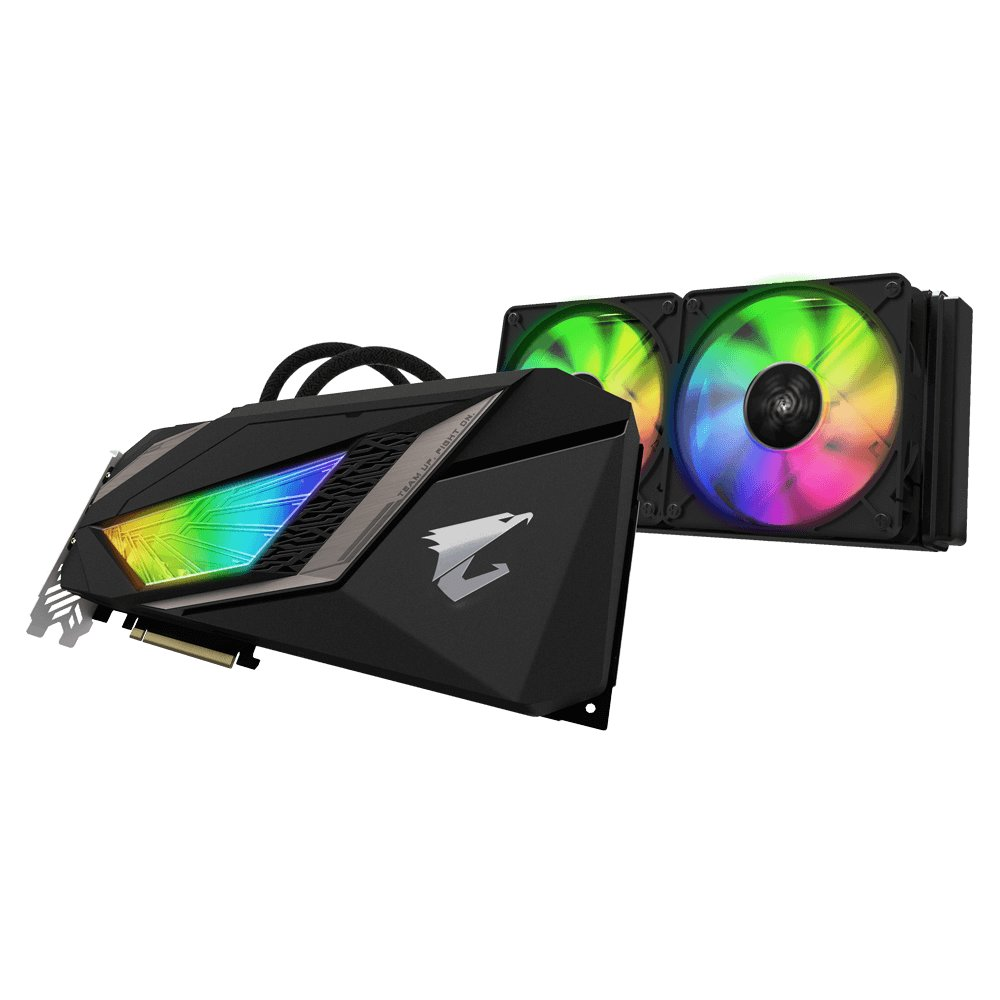 Gigabyte GeForce RTX 2080 Ti Xtreme WaterForce