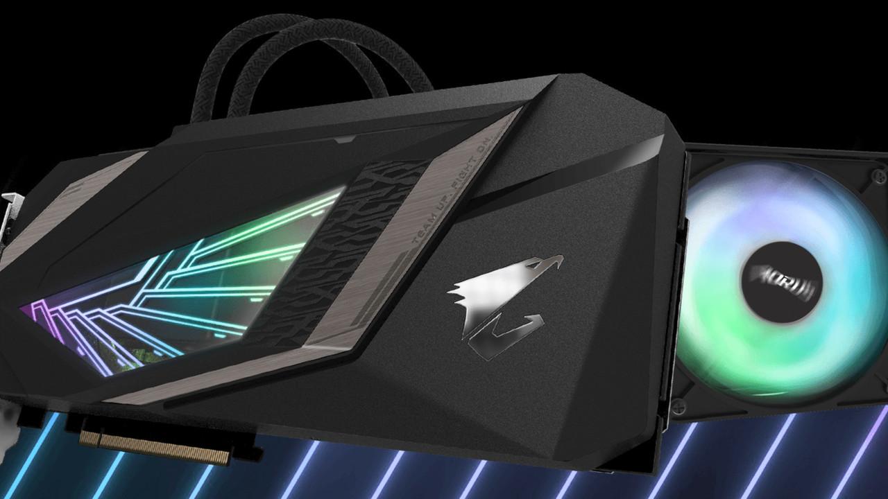 Gigabyte: Bunte RTX 2080 Ti WaterForce übertaktet GPU und Speicher