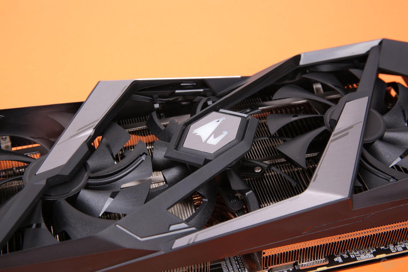 Gigabyte GeForce RTX 2080 Aorus Xtreme