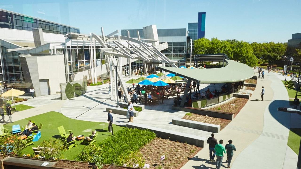 Mountain View: Google kauft neuen Campus für eine Milliarde US-Dollar