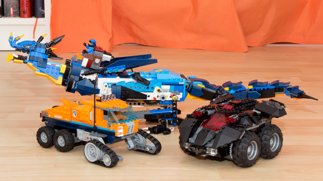 Lego Powered Up & Boost im Test: Legos digitales Offensivchen