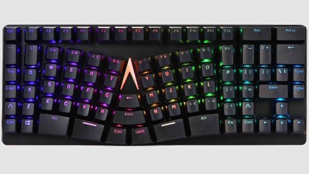 Spire Ergo Keyboard: Ergonomische TKL-Tastatur im Plagiatsverdacht