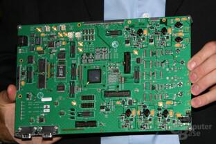 Intels Rosedale-Plattform