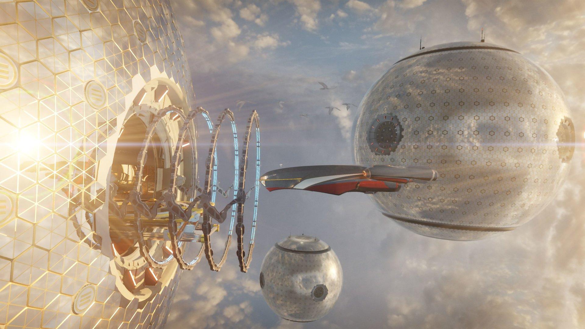 Raytracing-Benchmark: 3DMark Port Royal