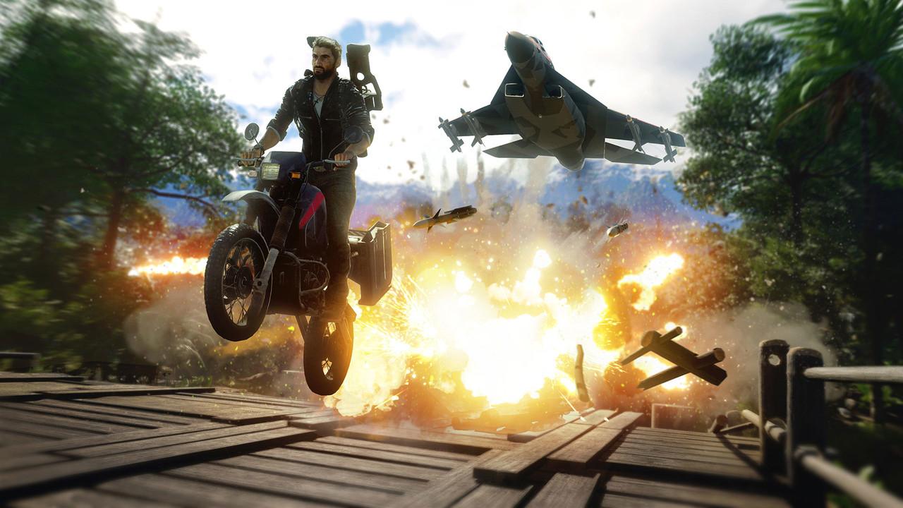 AMD-Grafiktreiber-Download: Adrenalin Edition 18.12.1 für Just Cause 4
