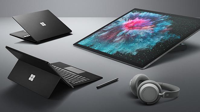 Surface Laptop: AMD steht auf Microsofts Roadmap für 2019