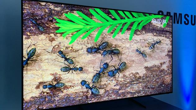 Wochenrück- und Ausblick: 8K-Fernseher im Ersteindruck, 11 GeForce RTX 2080 im Test