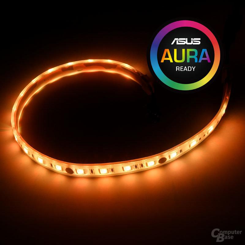 RGB-LED-Leuchtstreifen von Phanteks