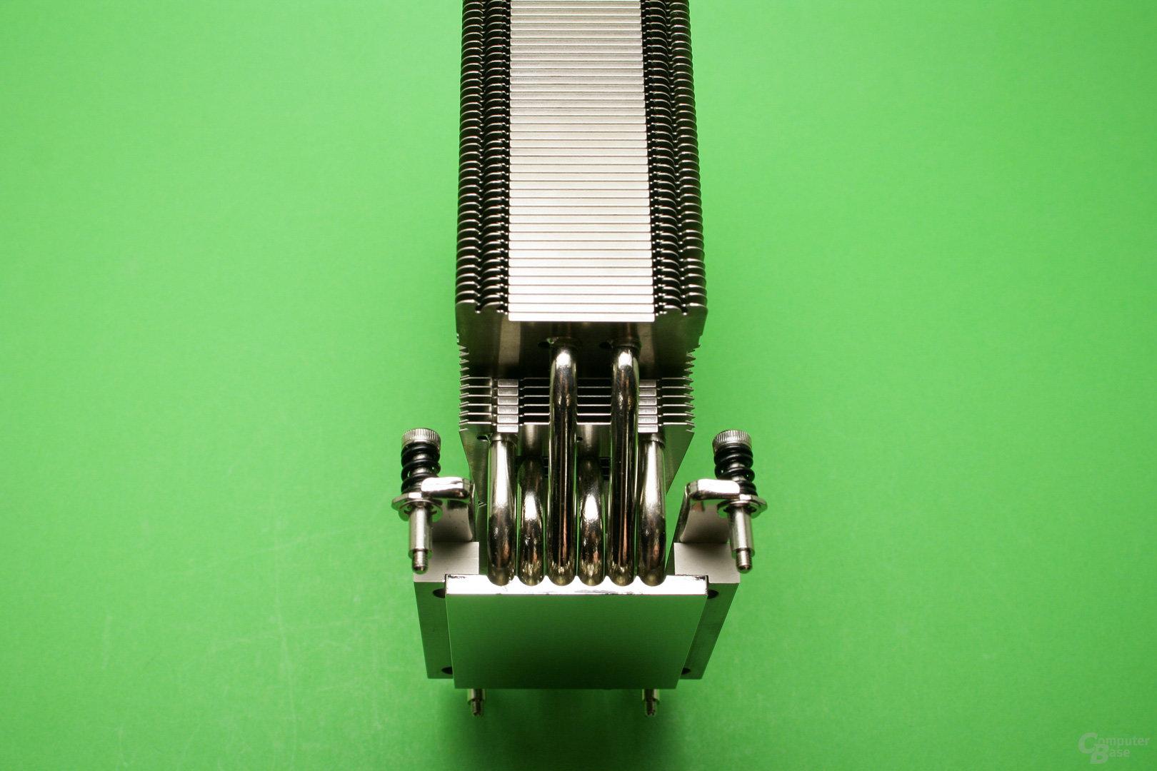 Noctua NH-U14S TR4: Der Radiator ist nicht versetzt