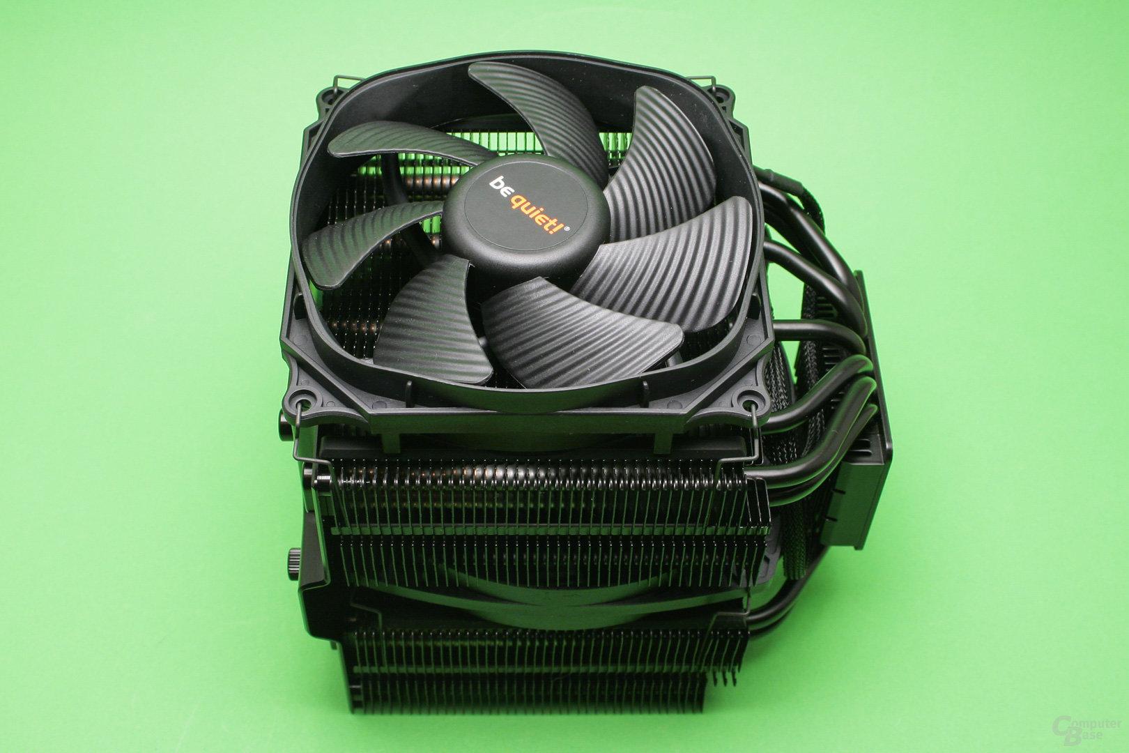 be quiet! Dark Rock Pro TR4: Doppelturm-Luftkühler für AMD Threadripper