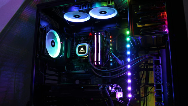 RGB-LED-Plattformen im Test: Aura, RGB Fusion, MysticLight und iCUE imVergleich