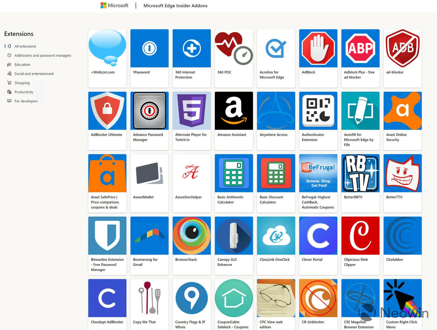 Erste Einblicke in Microsofts Chromium-Browser