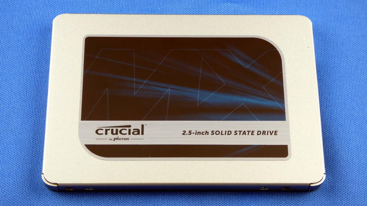 M3CR023: Crucial MX500 erhält nächstes Firmware-Update