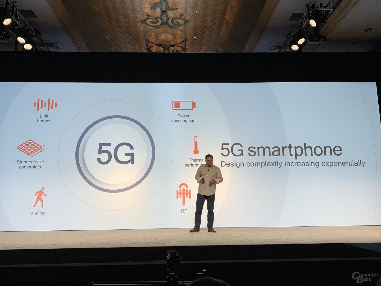 Die Herausforderungen bei der Konstruktion eines 5G-Smartphones