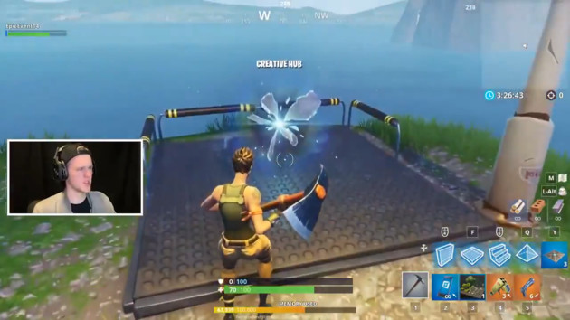 Fortnite Creative Mode: YouTuber vermasselt Epic Games die Überraschung