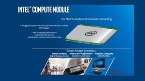 Intel: Auf die Compute Card folgt das Compute Module