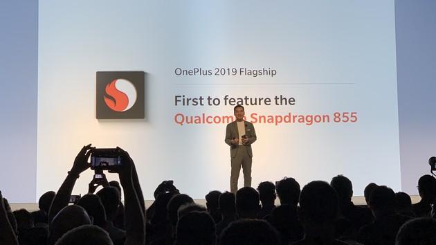 5G-Smartphone: OnePlus mit Snapdragon 855 für 2019 geplant