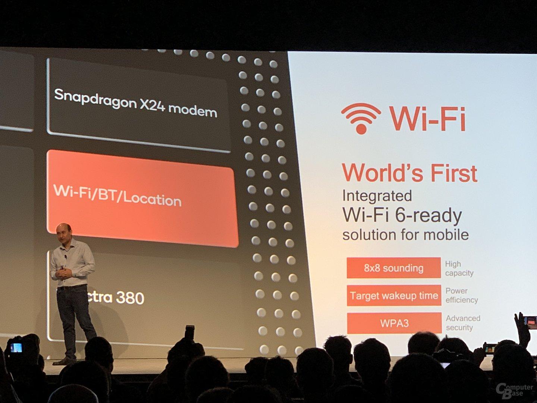 Wi-Fi-6-Unterstützunh