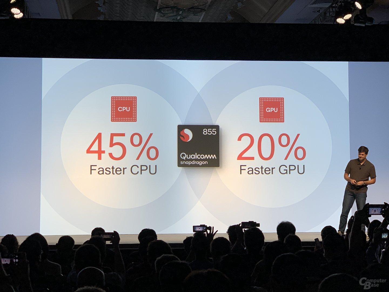 Mehr Leistung für CPU und GPU