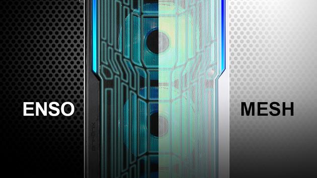 BitFenix Enso Mesh: Glas, Mesh und Licht im bunten Mix