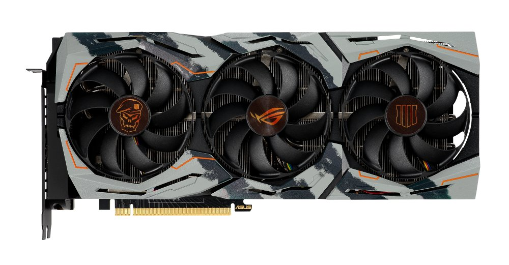Asus Strix RTX 2080 Ti OC Call of Duty: Black Ops 4 Edition