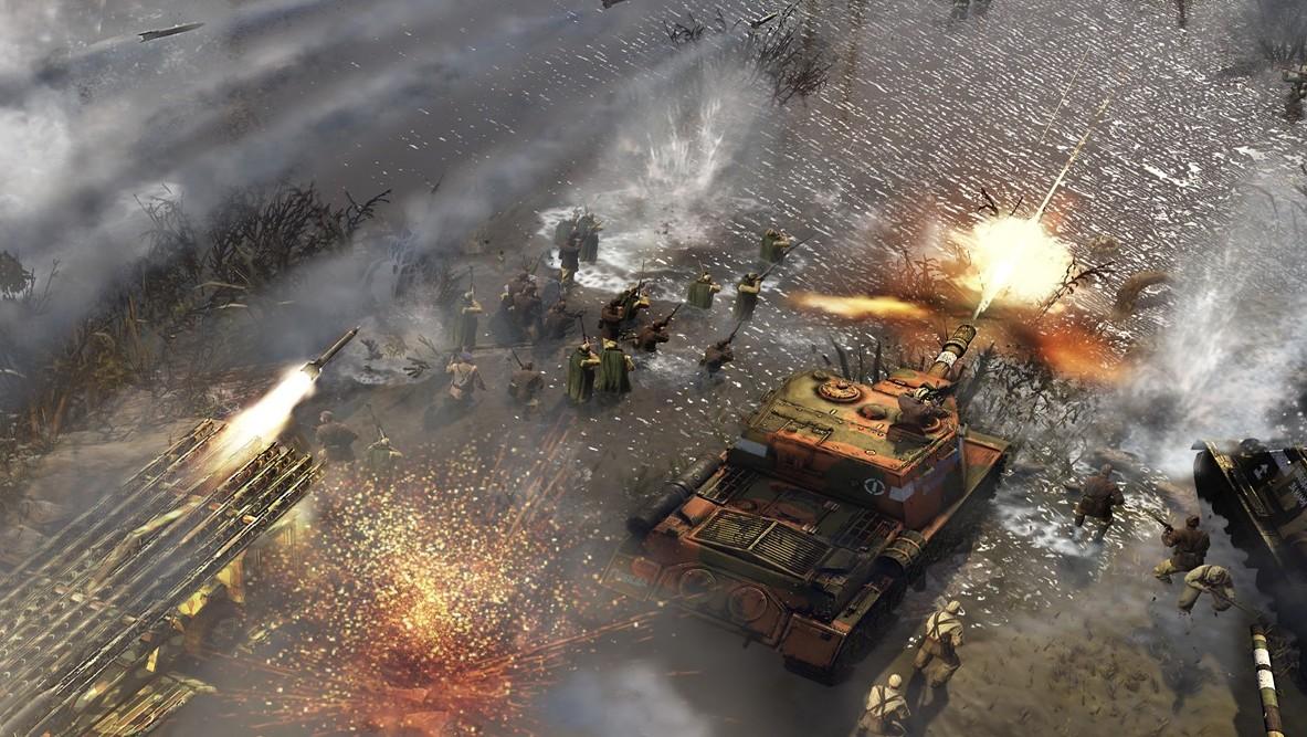 Aktion: Company of Heroes 2 kostenlos auf Steam