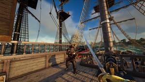 Atlas: Piraten-MMO von den ARK-Machern mit riesiger Spielwelt