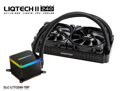 Enermax Liqtech II 240 Black