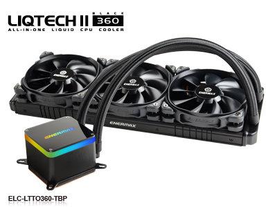 Enermax Liqtech II 360 Black