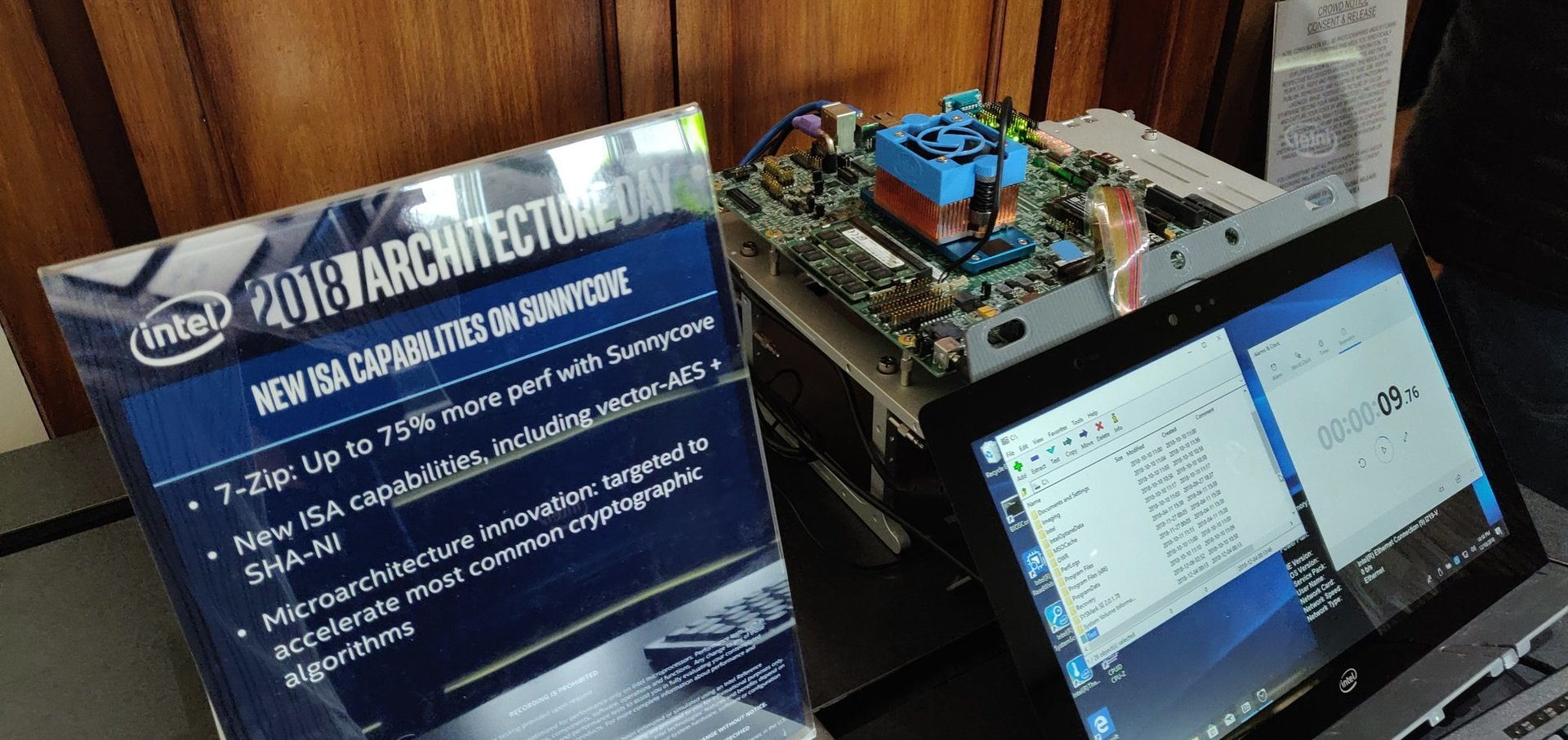 Intel Ice Lake (Sunny Cove) mit neuen Instruktionen