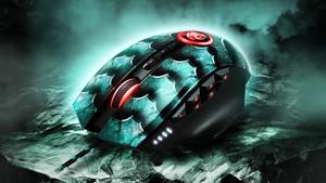 Sharkoon Drakonia II: Maus-Neuauflage mit Drachenschuppen und RGB-LEDs
