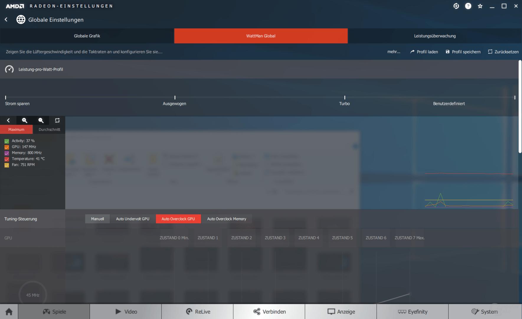 AMD Adrenalin 2019 (18.12.2) im Test