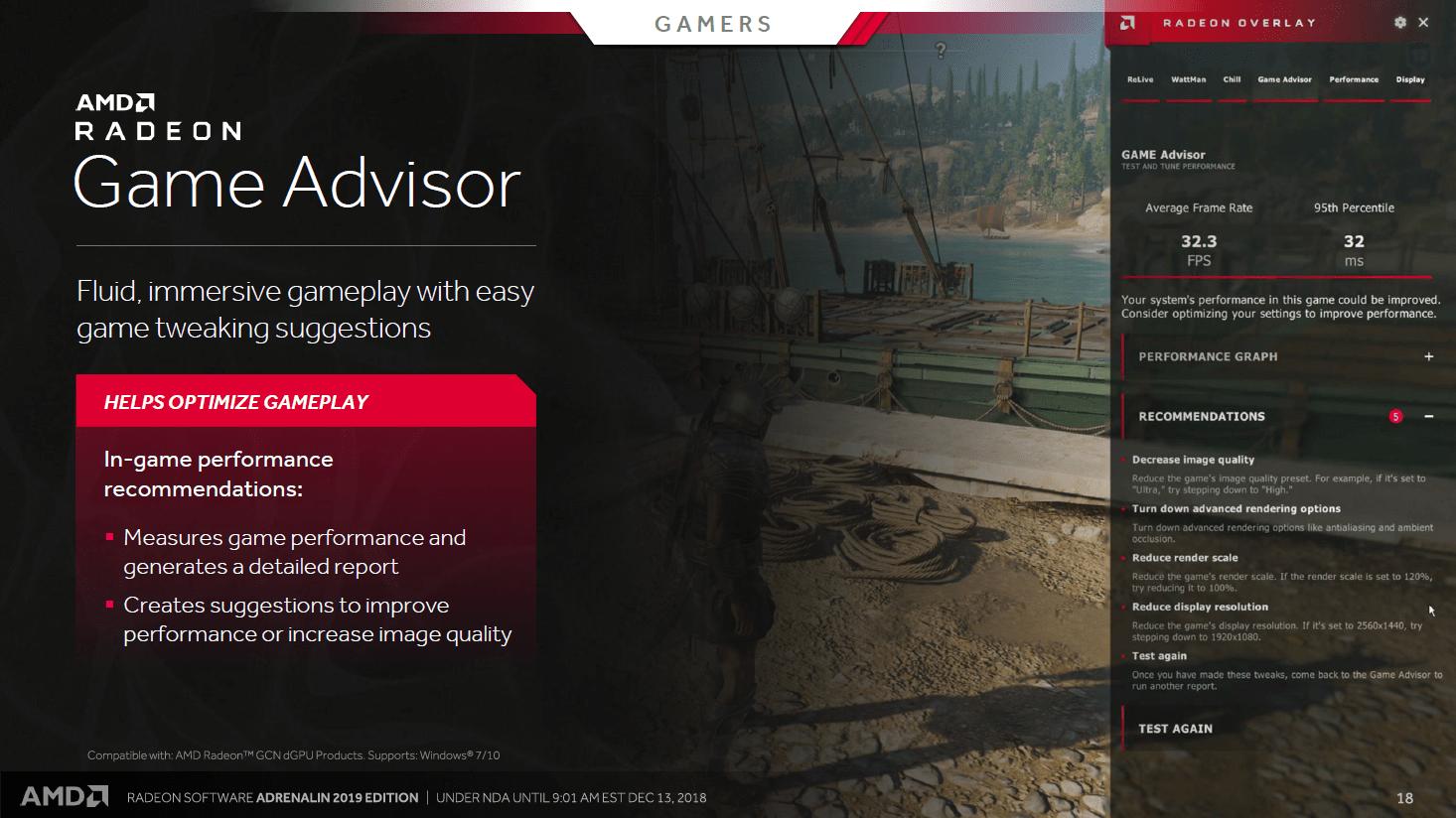 Game Advisor