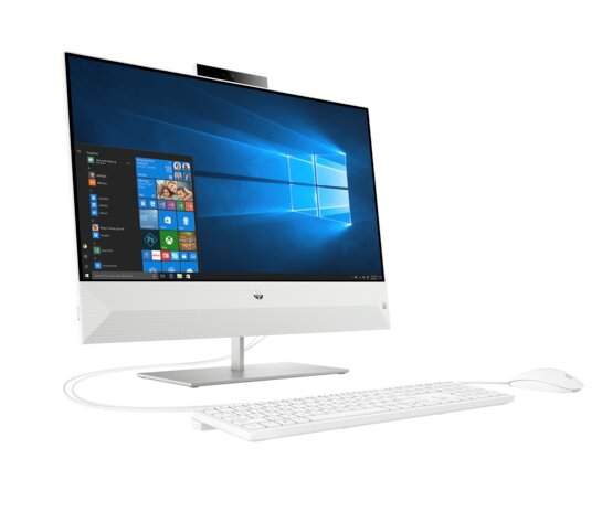 HP Pavilion All-in-One mit Ryzen 7 2800H oder Ryzen 5 2600H